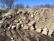 Камень бутовый природный с доставкой от 1 тонны